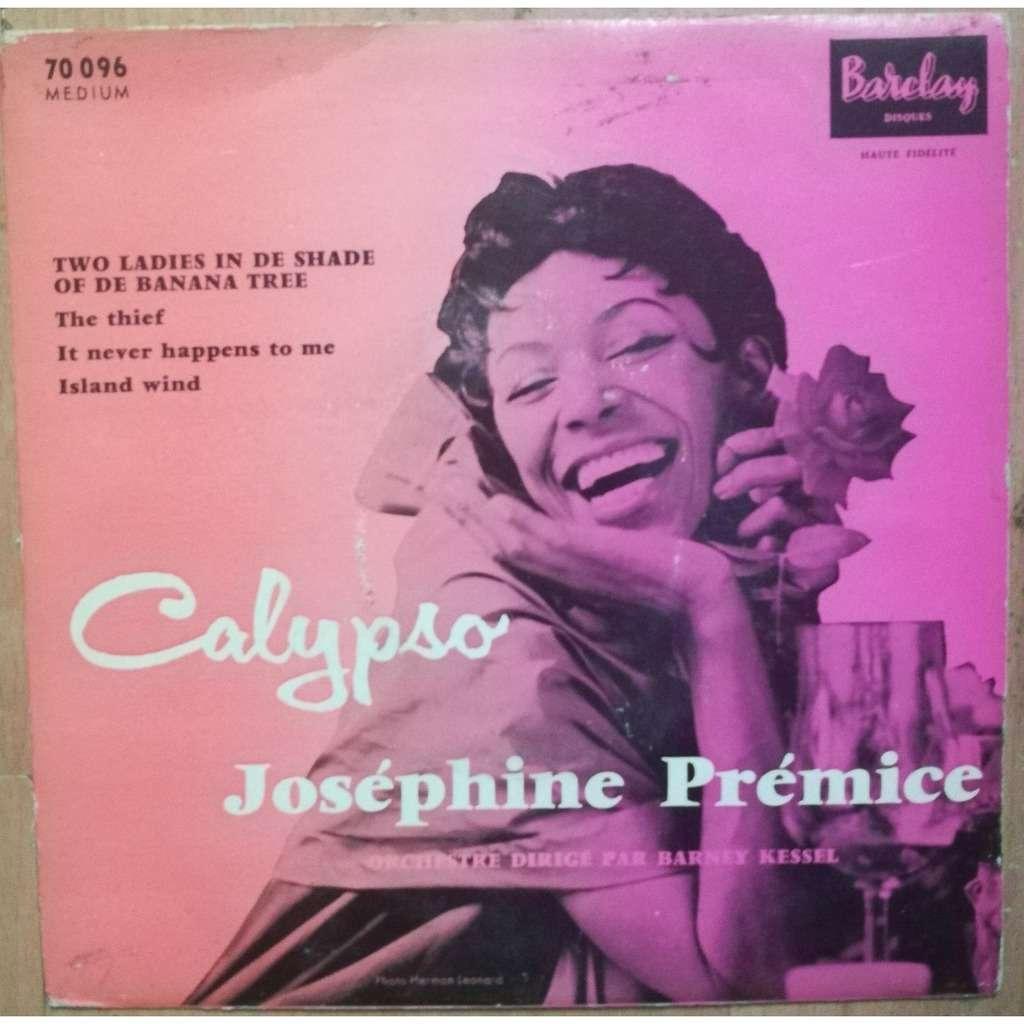 joséphine prémice calypso