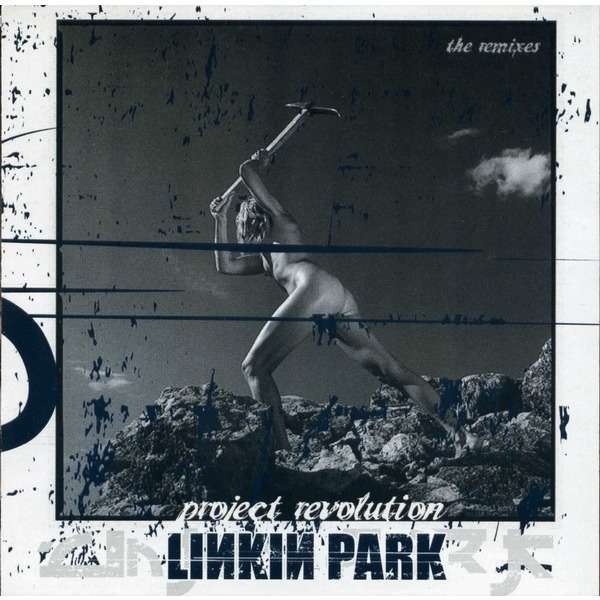 Linkin Park Project Revolution (The Remixes) CD