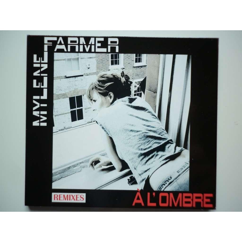 Mylene Farmer A L'Ombre version noir