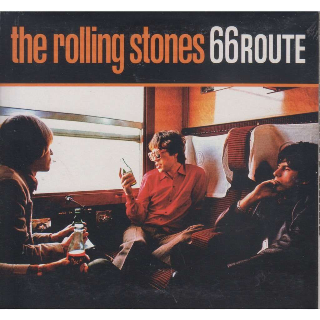 ROLLING STONES 66 ROUTE
