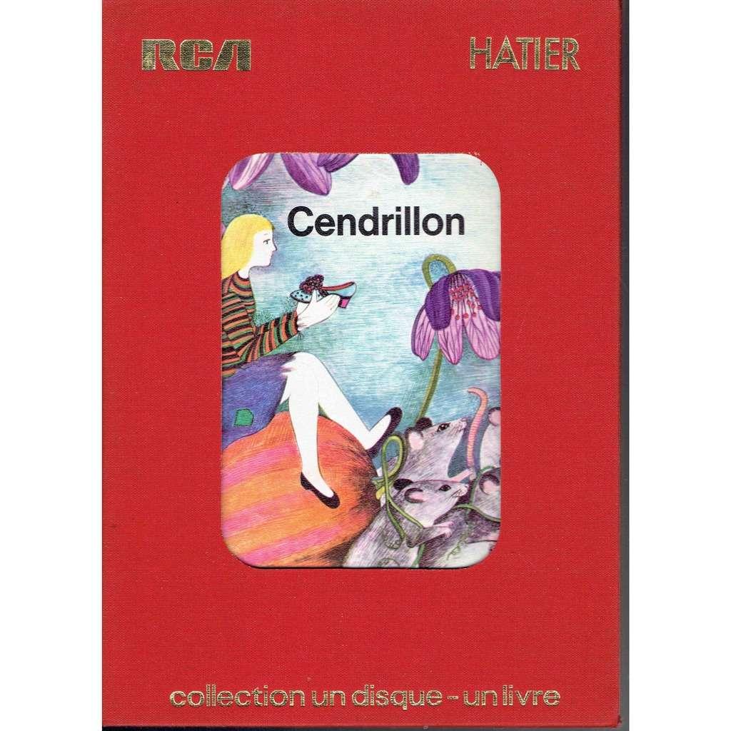 COLLECTION UN DISQUE UN LIVRE Cendrillon. Charles Perrault.