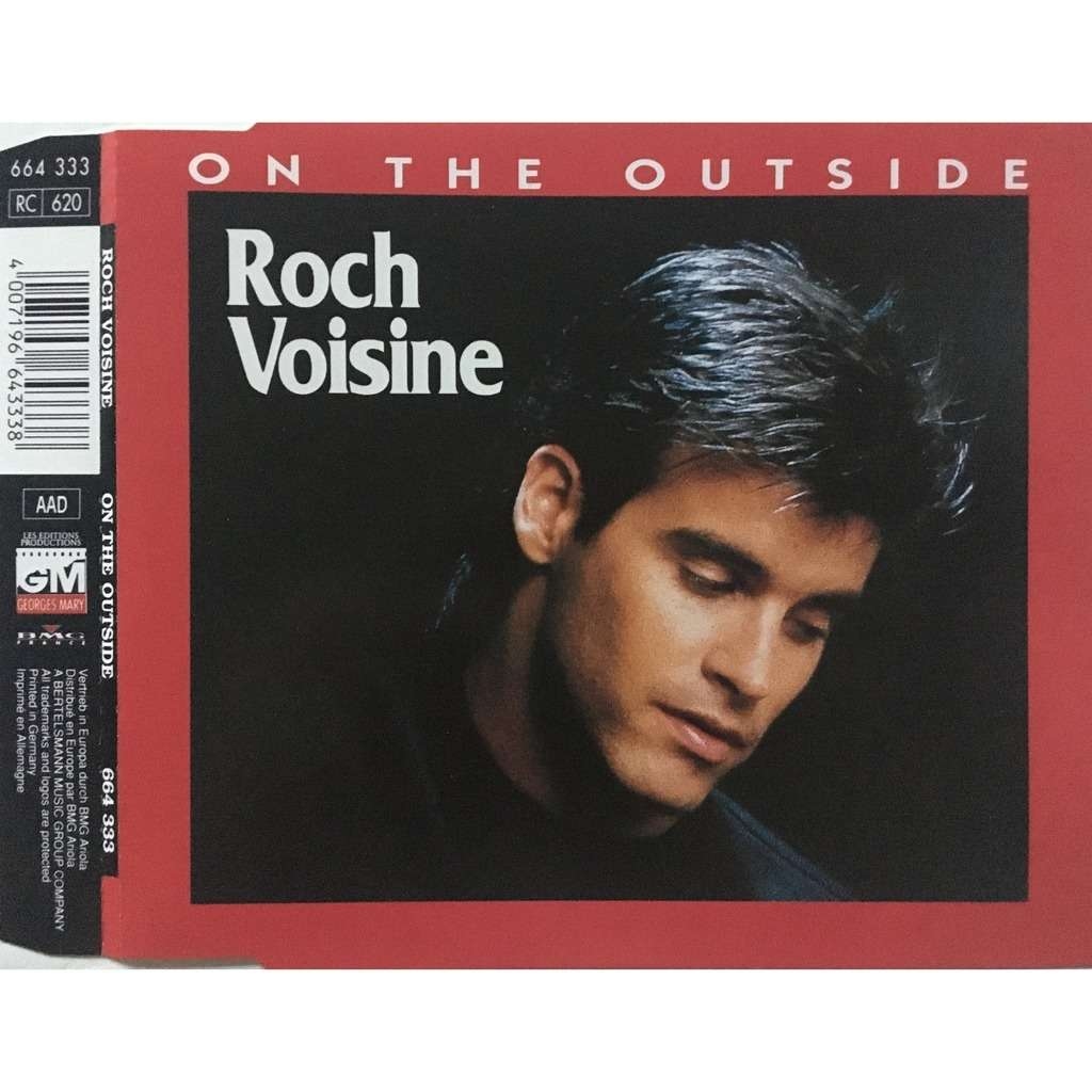 ROCH VOISINE - ON THE OUTSIDE (AUS. PRESSING 3 TRK 1 MAXI-CD)