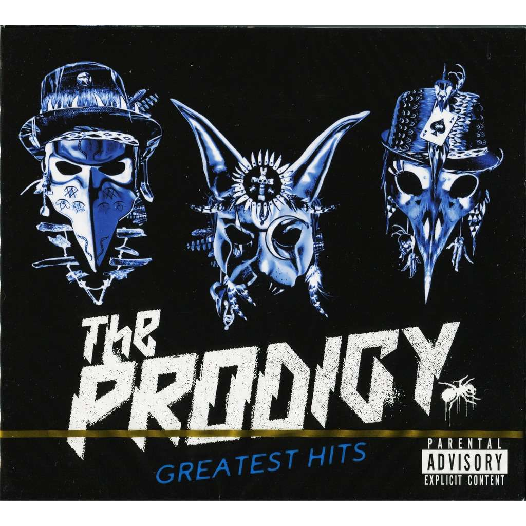 The Prodigy Greatest Hits / Best Of (2019 NEW) 2CD Digipak New/Factory-Sealed!