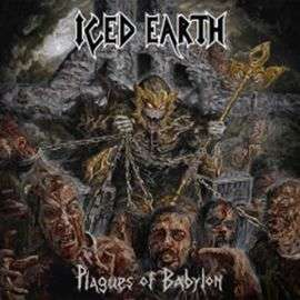 Iced Earth Plagues Of Babylon: Limited Mediabook