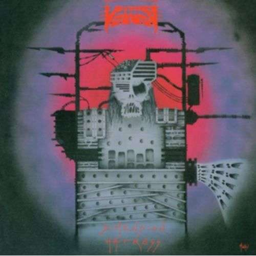 voivod Dimension Hatross (Deluxe Expanded Edition) (2CD/1DVD)