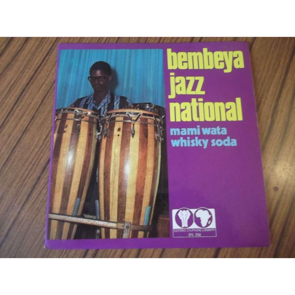 Bembeya Jazz National Mami wata / Whisky soda