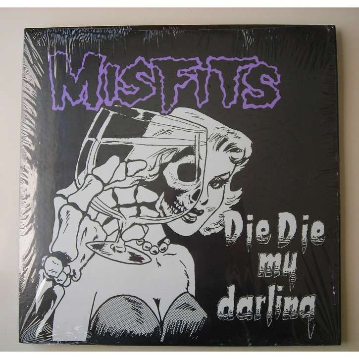 misfits die die my darling +2 (12 INCH SINGLE)