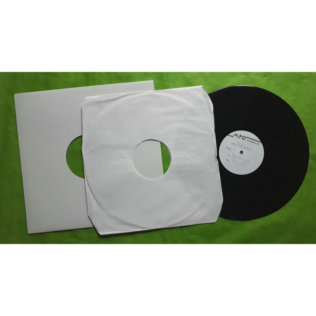SABRINA COVER MODEL (Extented mix)(Maxi 3 tracks)(White label test pressing)(1992)(France)
