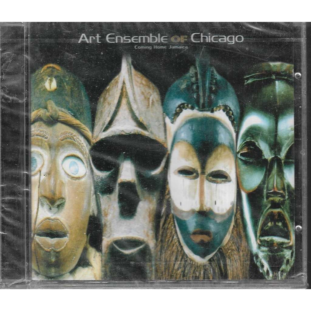 Art Ensemble of Chicago Coming home Jamaica (1998, US)