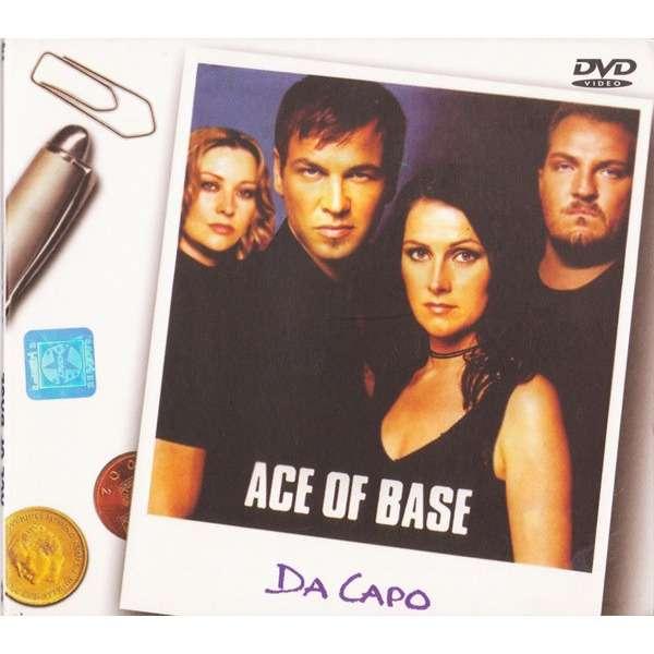 Ace Of Base Da Capo (Digipak) DVD Sealed