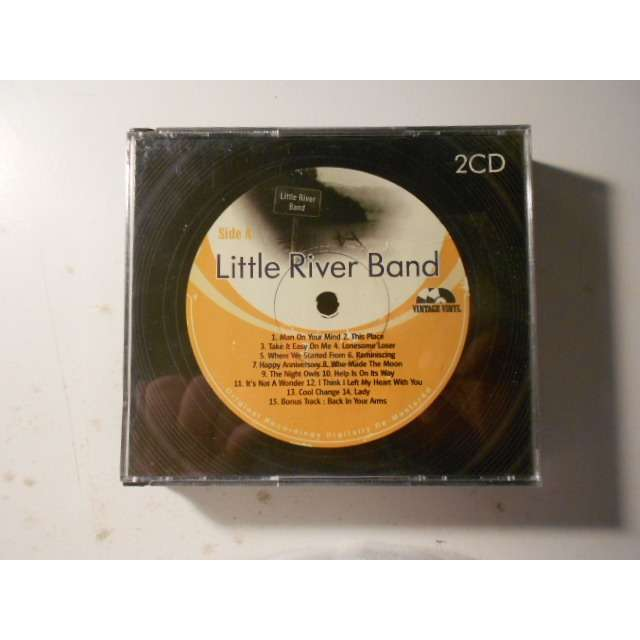 little river band feel the groove