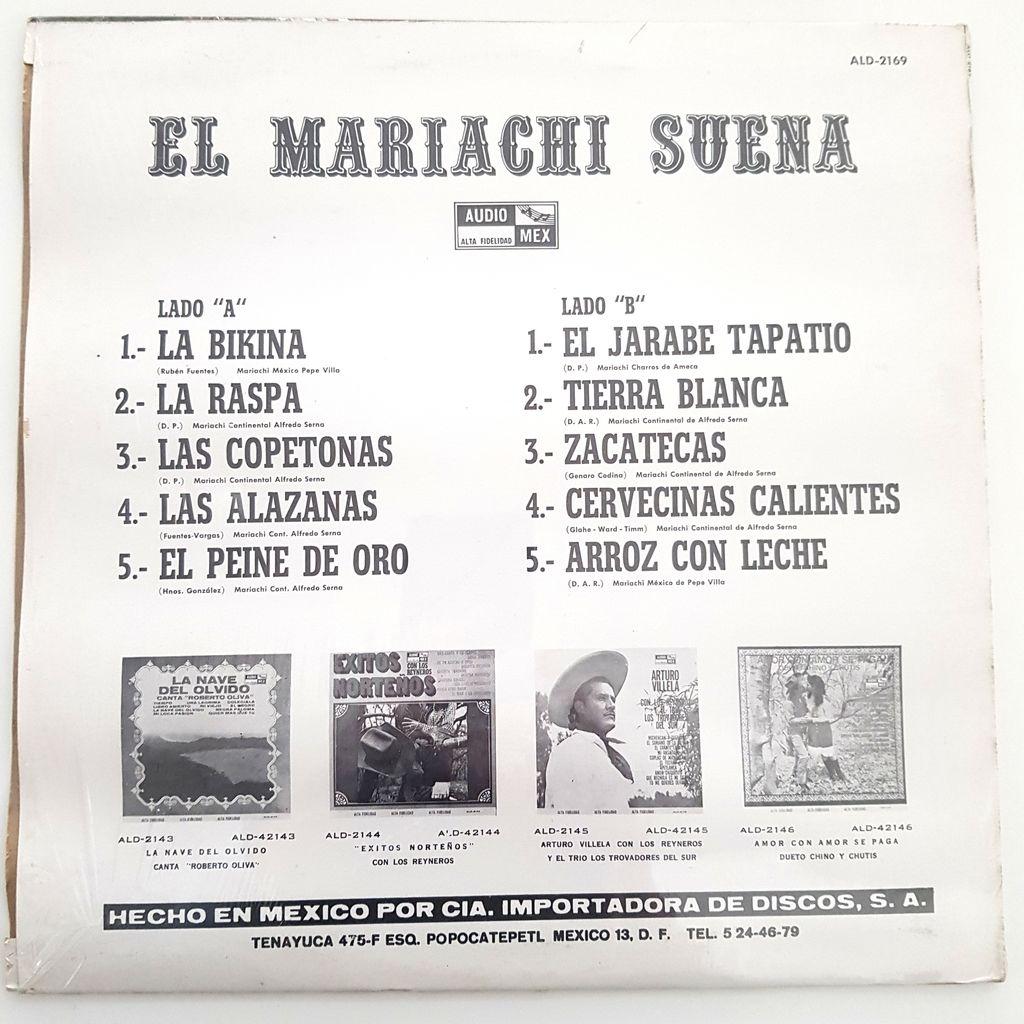 EL MARIACHI SUENA