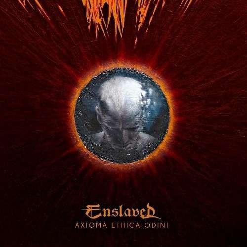 ENSLAVED Axioma Ethica Odini. Black Vinyl