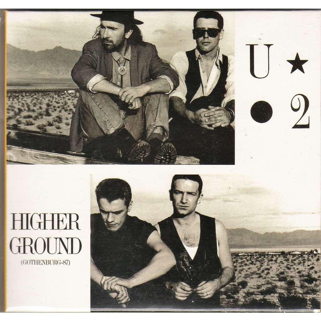 U2 Higher Ground (Gothenburg Sweden 06.06.1987 & Glasgow UK 20.07.1987)