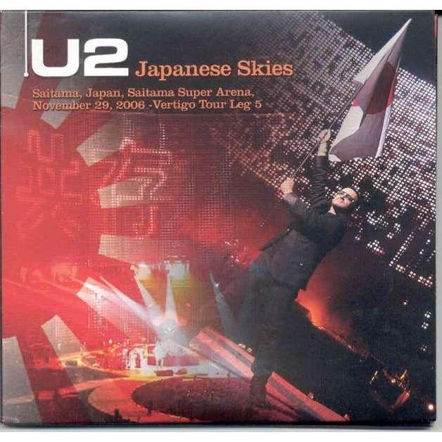 u2 Japanese Skies (Saitama Super Arena Japan 29 Nov. 2006 etc.)