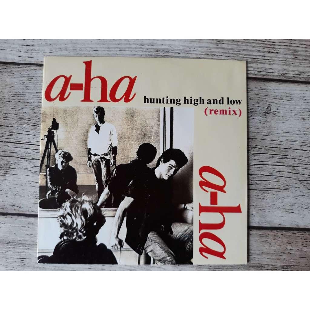 a-ha a-ha - Hunting High And Low (Remix)