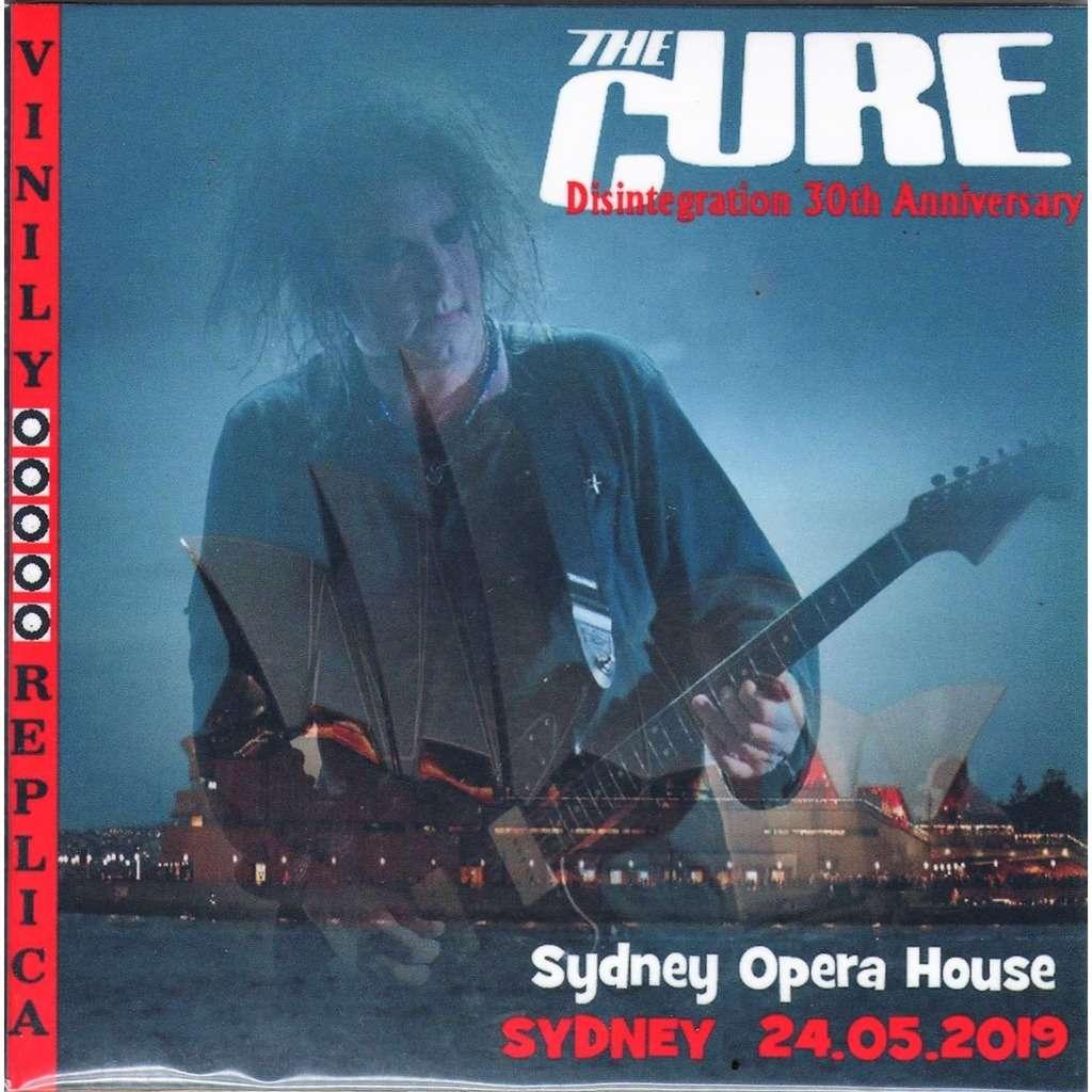 tHE cURe lIVE AT 'sYDNEY oPERA hoUSE' (Sydney AU 24.05.2019)
