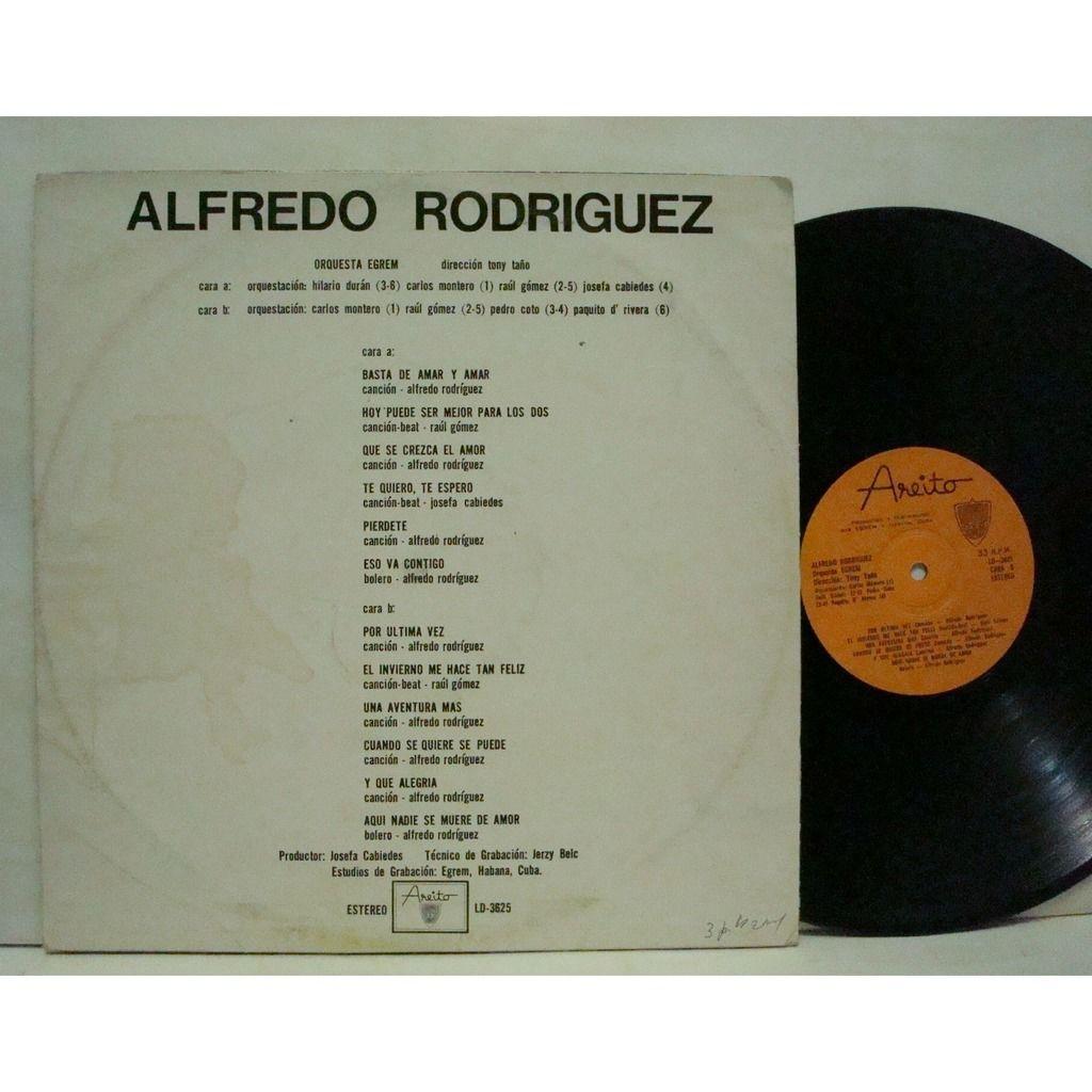 Alfredo Rodriguez Alfredo Rodriguez