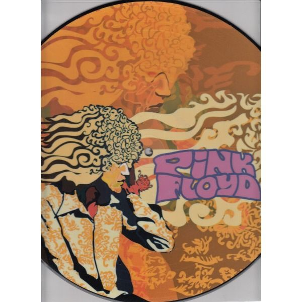 Pink Floyd ‎Early Tracks 1967 (Japan 2012 Ltd 'Fan Club' 14-trk LP Picture Disc deluxe ps)