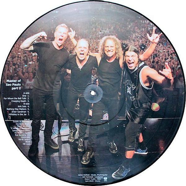 Metallica Master Of Sao Paulo Part 2 (Estadio do Morumbi Sao Paulo Brazil, 22.03.2014)