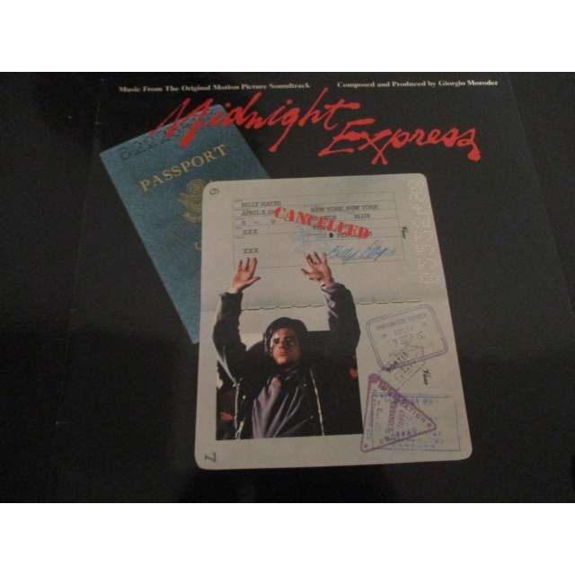 Giorgio Moroder Midnight Express (Music From The Original Motion Picture Soundtrack)
