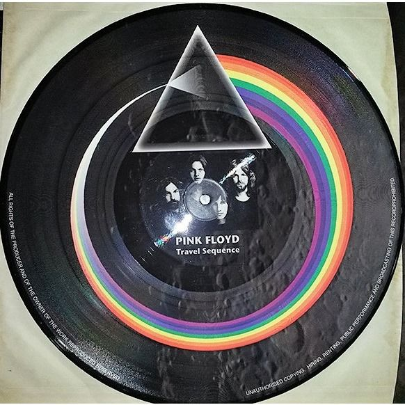 Pink Floyd Travel Sequence (Rainbow Theatre London February 1972)