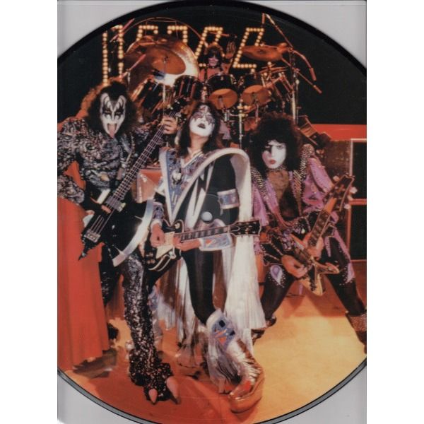 Kiss Hotter Than Hell In Paris (Olympia Paris France 22.05.1976)