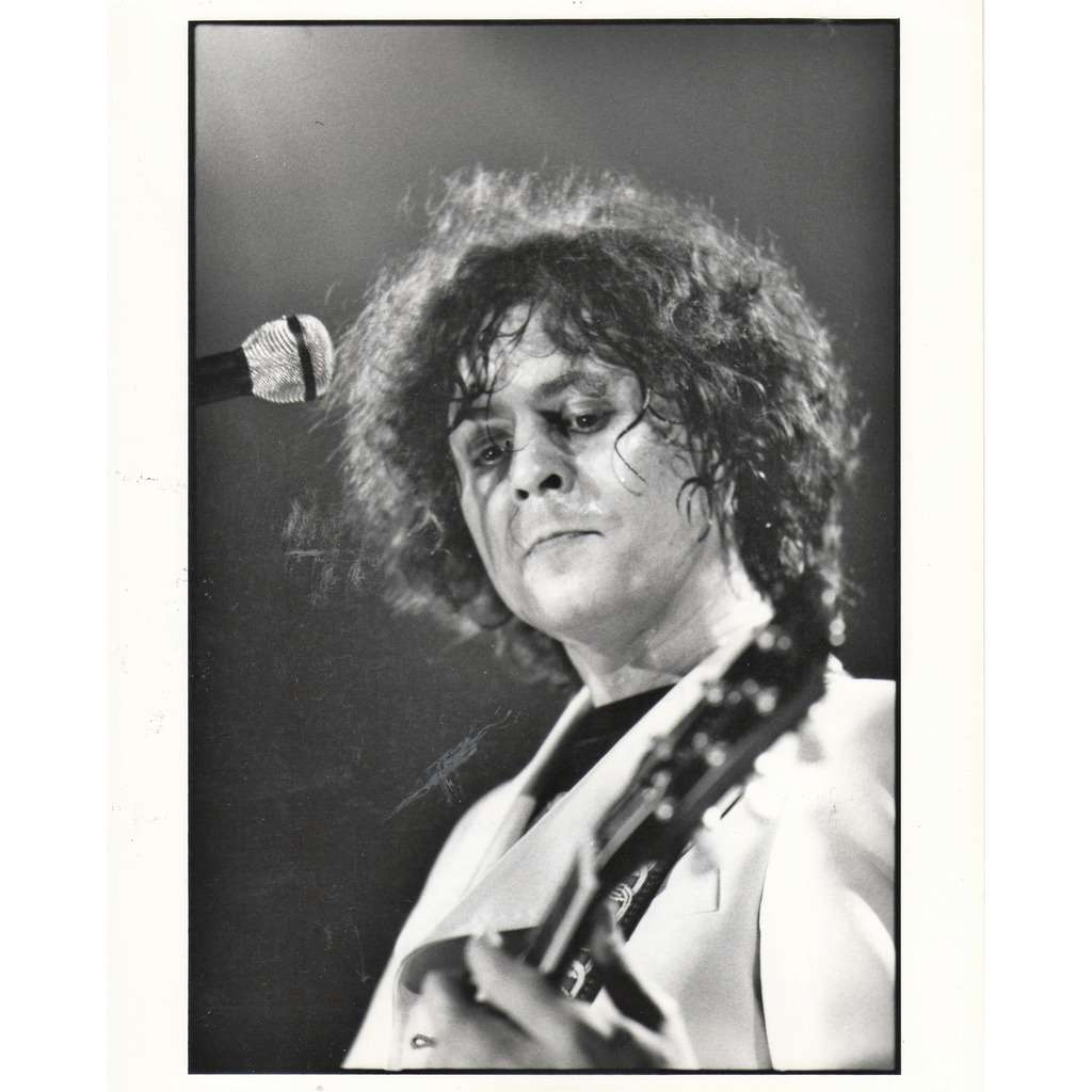 T.REX Marc Bolan #4 (Usa 70s original 'London Features' promo photo by Paul Canty !!)