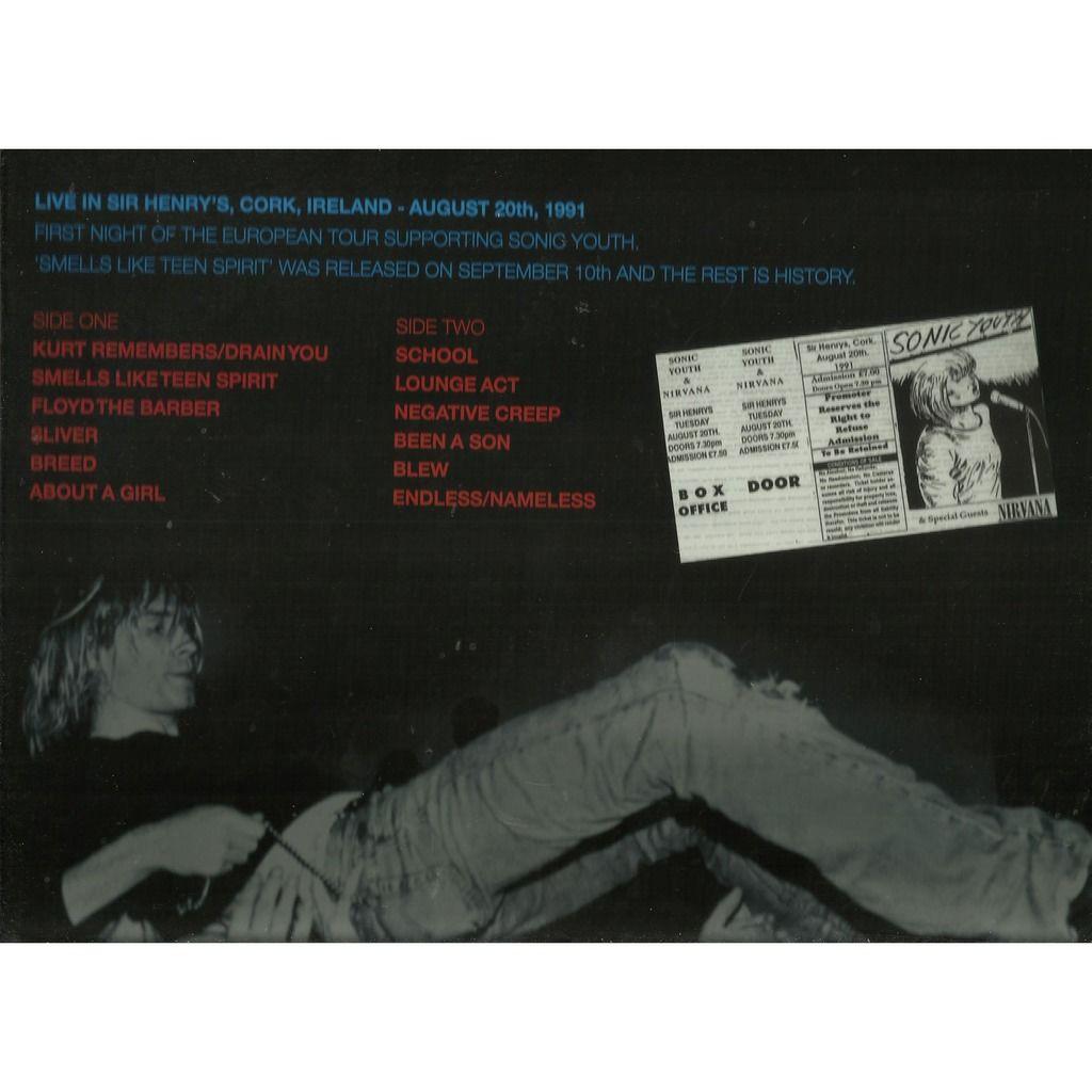 nirvana 1991 the year grunge broke