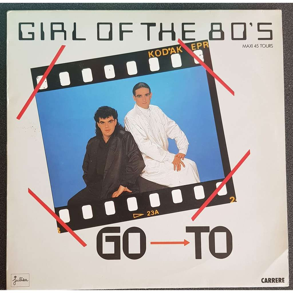 Go To Girl Of The 80's