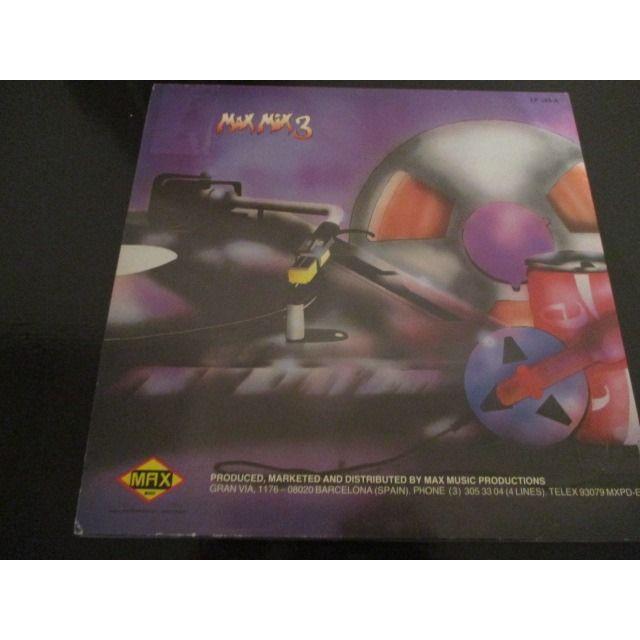 MAX MIX 3 MAX MIX 3 (el tercer megamix espanol)