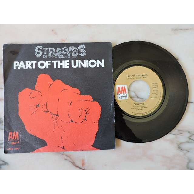 Strawbs Part Of The Union