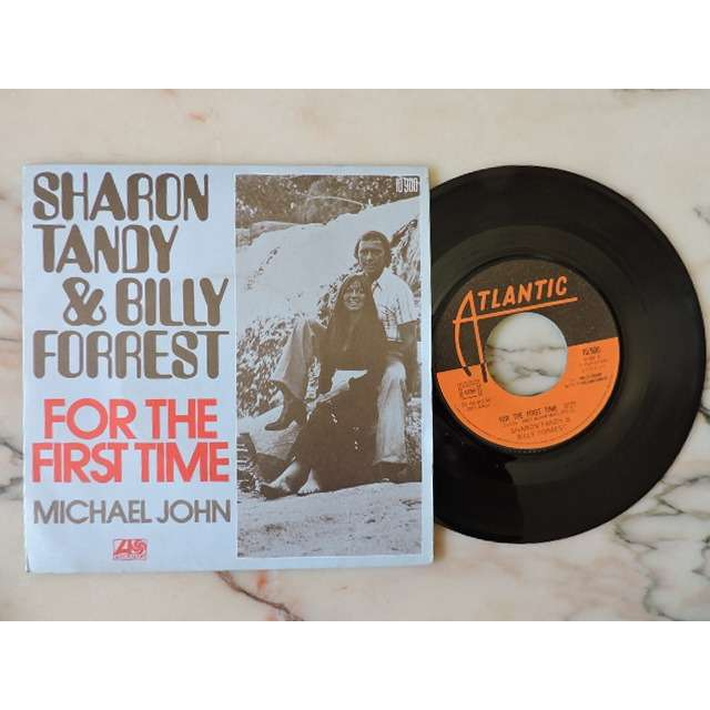 Sharon Tandy & Billy Forrest For The First Time/Michael John