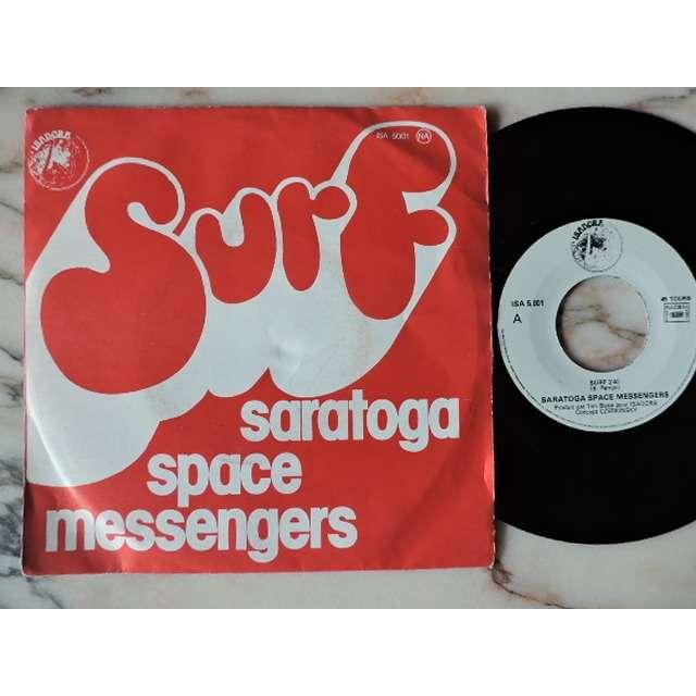 Saratoga Space Messengers Surf / Saratoga Space Sound