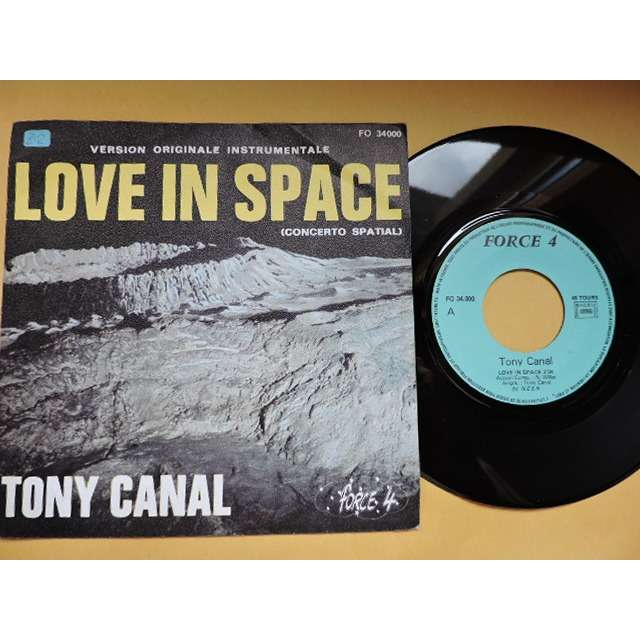 Tony Canal Love In Space (Concerto Spatial)