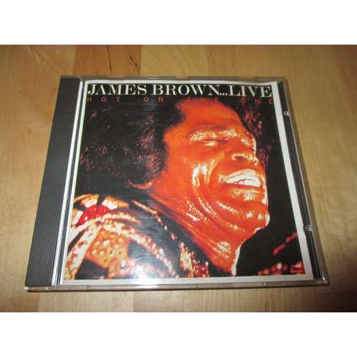 James Brown … Live - Hot On The One