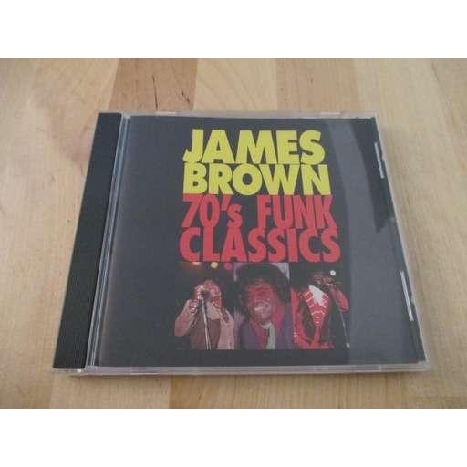 James Brown 70's Funk Classics