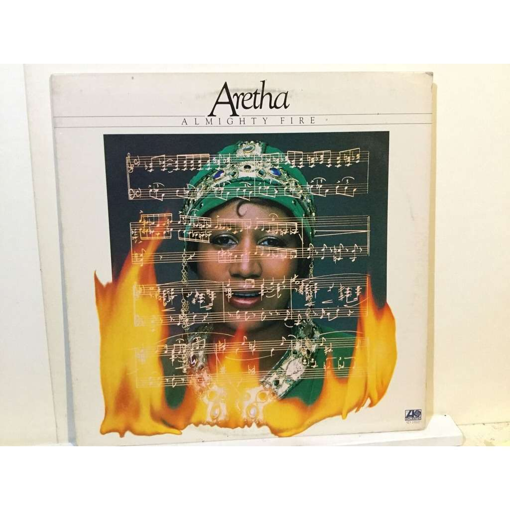 Aretha Franklin Almighty Fire