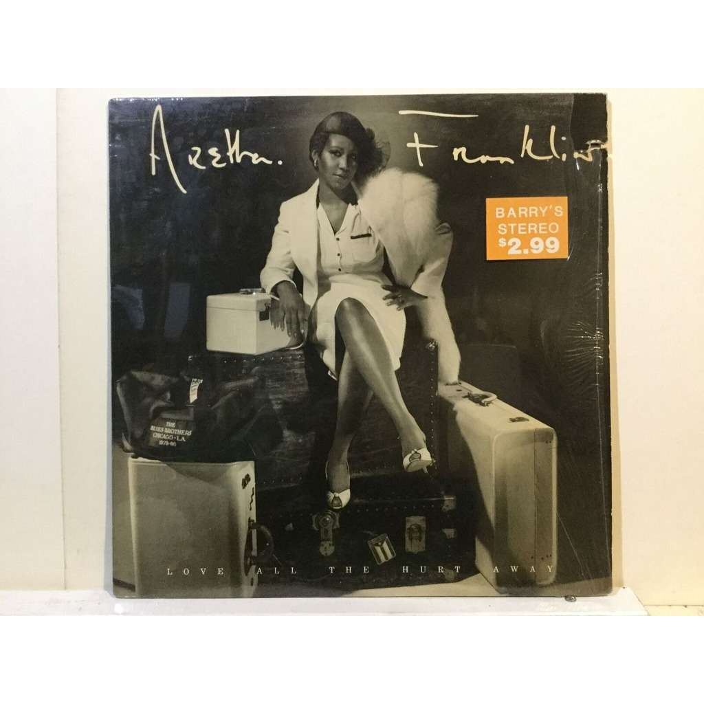 Aretha Franklin Love All The Hurt Away