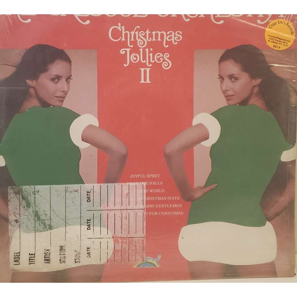 THE SALSOUL ORCHESTRA CHRISTMAS JOLLIES II