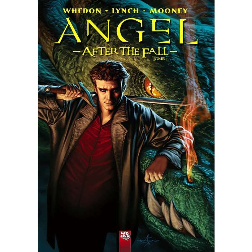 fantastique ANGEL AFTER THE FALL S6
