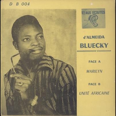 D'Almeida Bluecky Marilyn / Unité Africaine