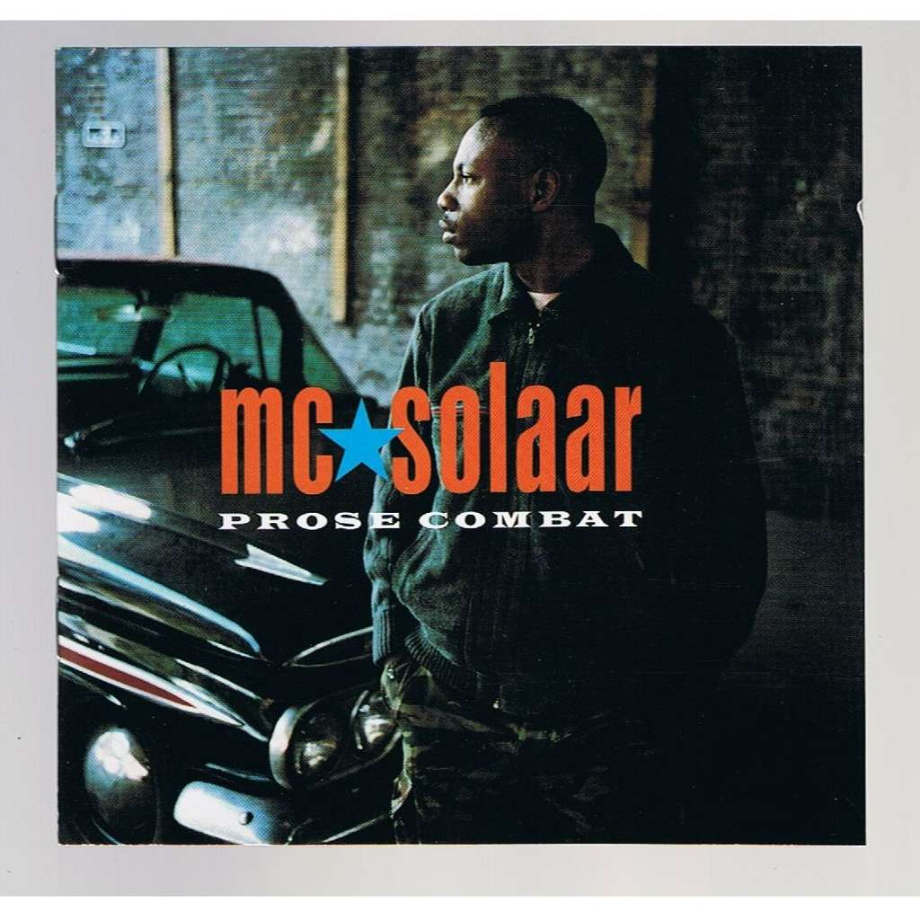 MC SOLAAR PROSE COMBAT