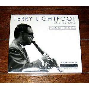 Terry Lightfoot And His Band Stomp Off, Let's Go