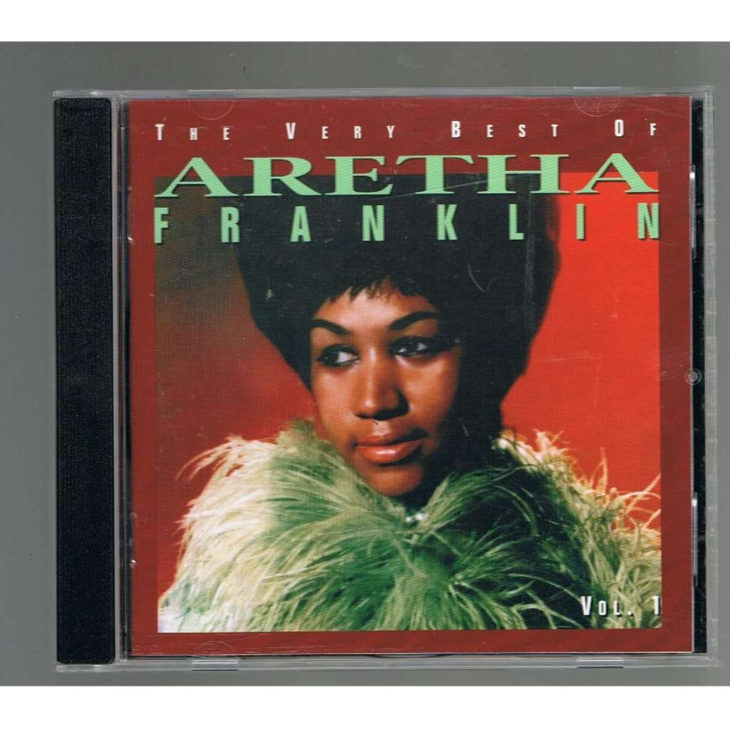 ARETHA FRANKLIN THE VERY BEST OF ARETHA FRANKLIN VOL 1