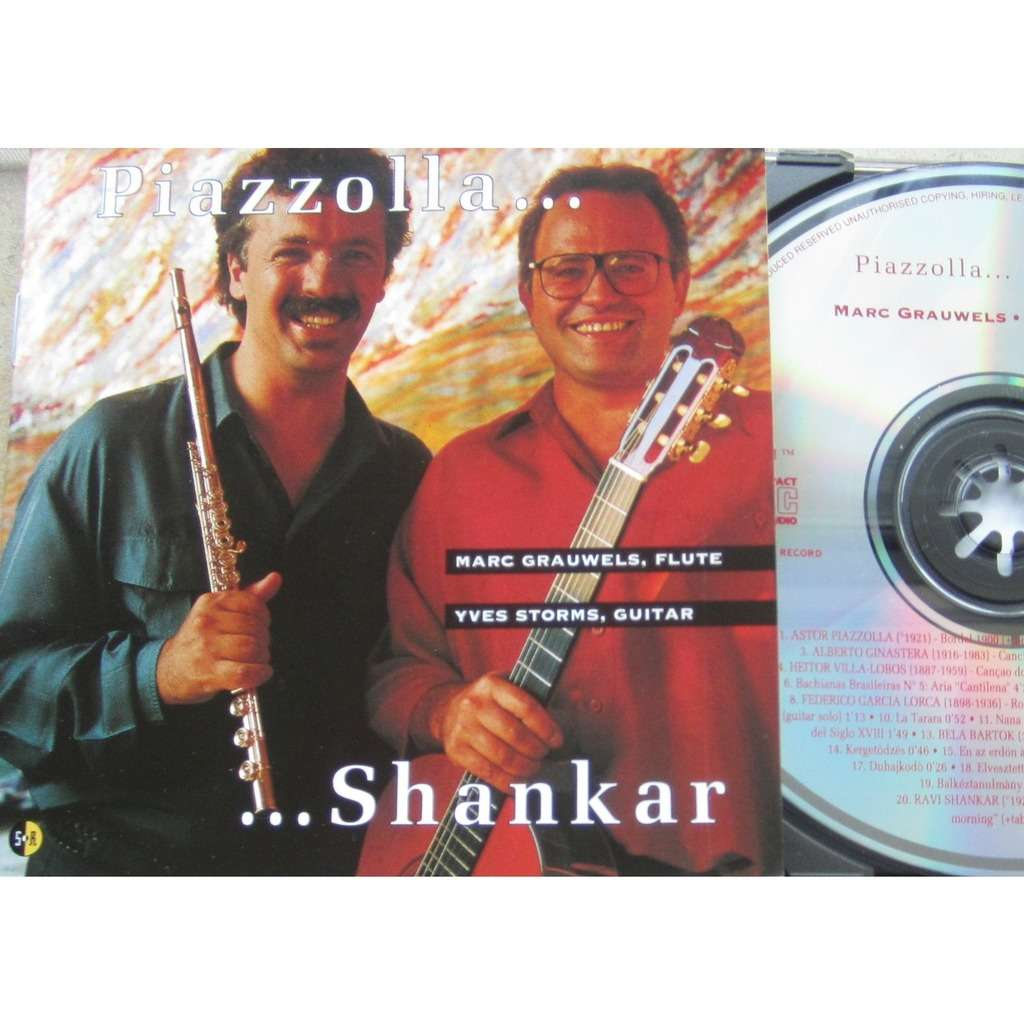 marc grauwels / yves storms piazzolla ... shankar