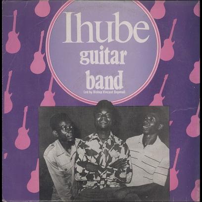 Ihube Guitar Band Nwayo Bu Ije