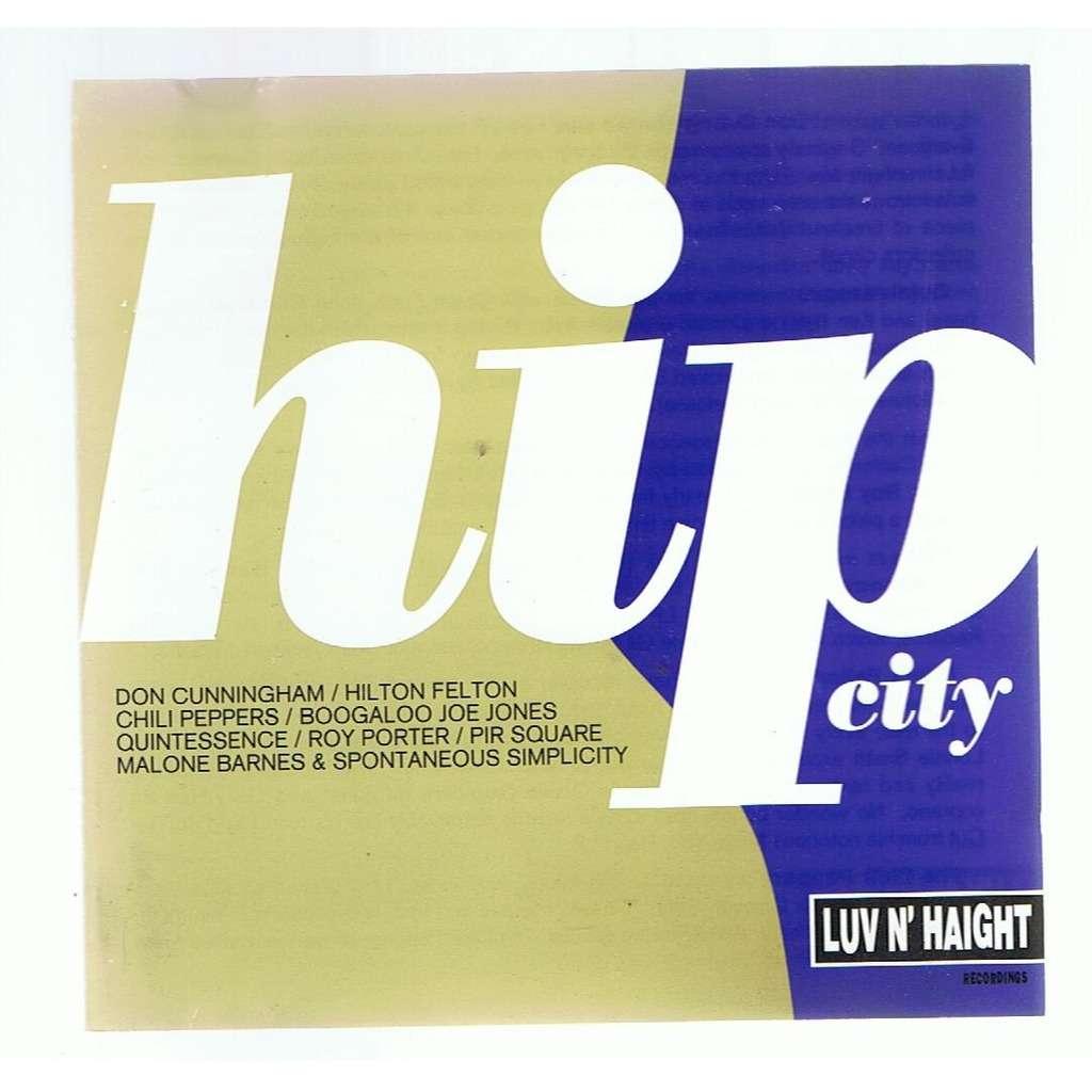 VARIOUS HIP CITY