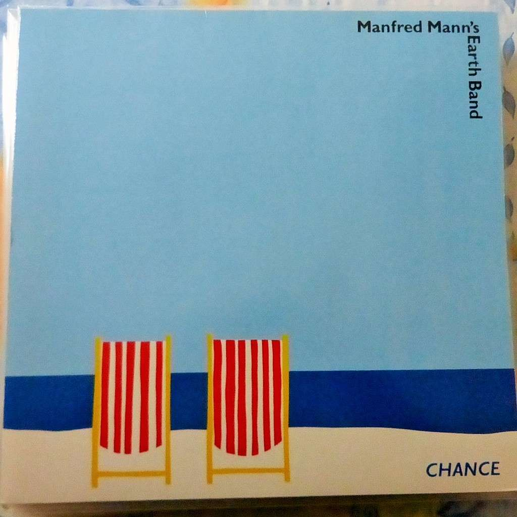 MANFRED MANN'S EARTH BAND CHANCE