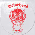 MOTÖRHEAD - Overkill/ Breaking The Law (12') Limited Edition Red Vinyl 1000 Copies -USA - 12 inch 45 rpm